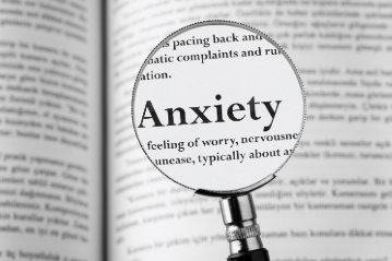 anxiety won't kill you