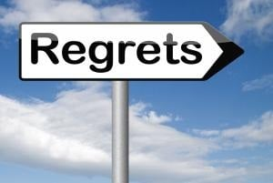 How to Handle Regret | Anxiety and Depression Association of
