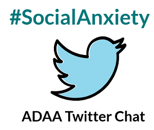 social anxiety twitter chat