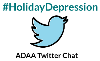 holiday depression twitter chat