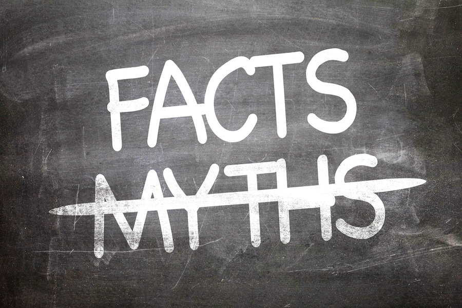 myths vs facts around anxiety disorders