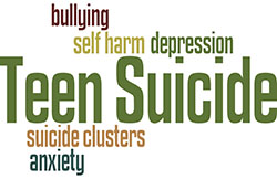 Teen depression and suicide