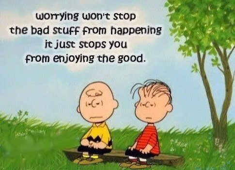 trick to worrying less