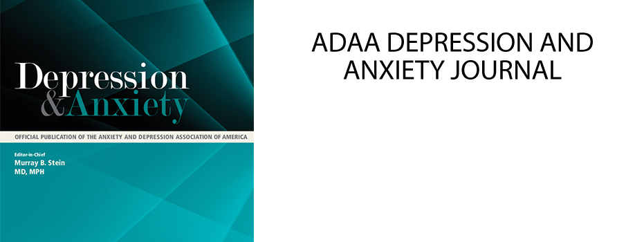 Professional Resources   Anxiety and Depression Association