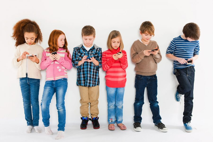 digital separation anxiety and children
