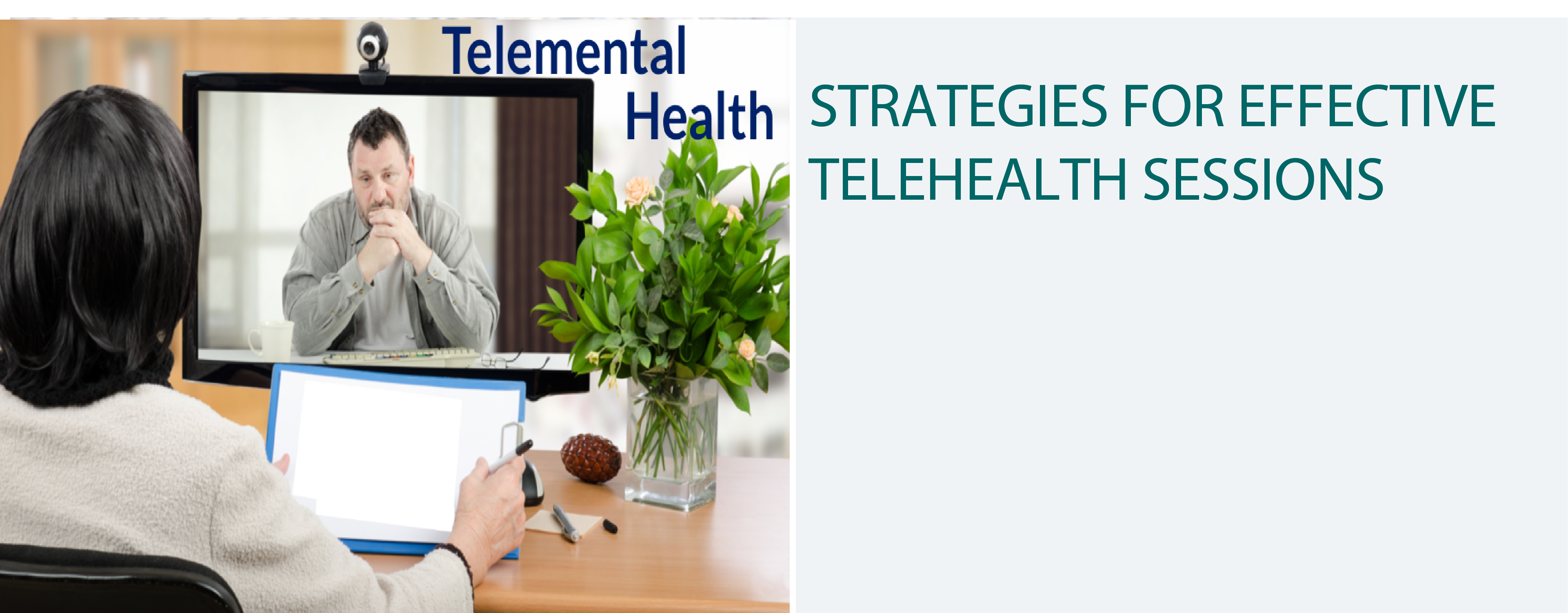 Effective Strategies for Telehealth Sessions
