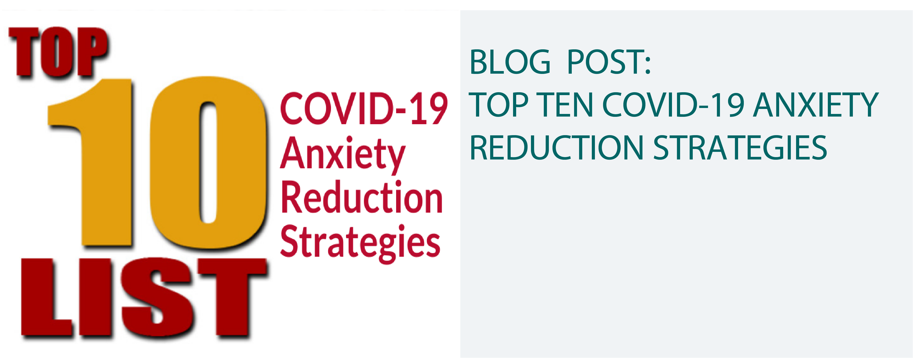 Top Ten Covid 19 Anxiety Reduction Strategies Anxiety And Depression Association Of America Adaa