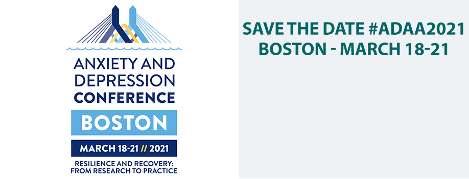 Boston ADAA 2021 Conference Save the Date