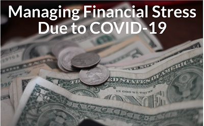 Financial Stress and COVID 19
