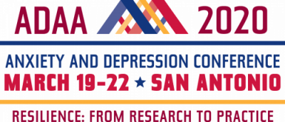 2020 Anxiety and Depression Conference | Anxiety and Depression