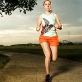 Ashley Ericksen_running