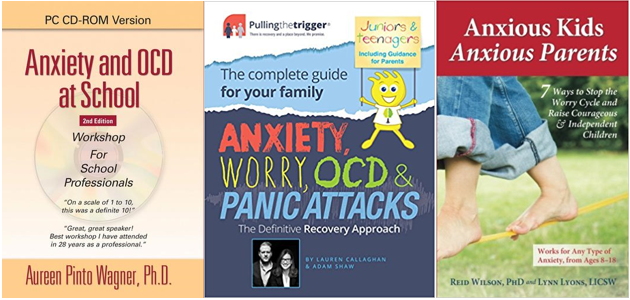 Best Medications For Kids With Anxiety >> Adaa Books Children And Teens Anxiety And Depression Association