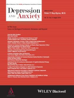 research papers on anxiety