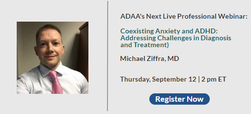 ADAA Continuing Education Credits | Anxiety and Depression