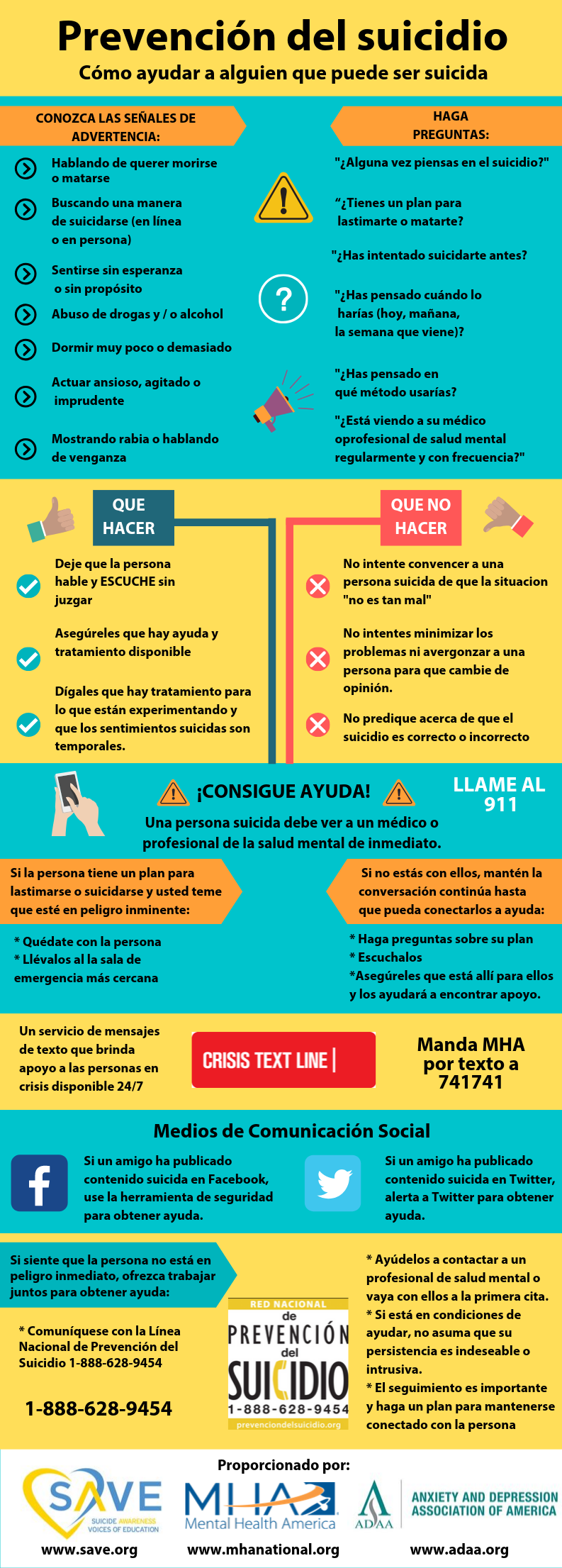 Recursos En Español | Anxiety and Depression Association of America, ADAA
