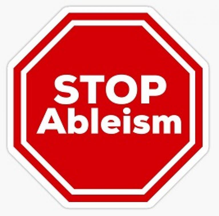 ableism racism discrimination coroanvirus disability
