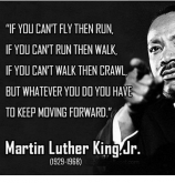 Honoring Marting Luther King