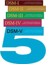 DSM 5 categories and anxiety