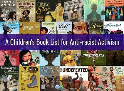 Collection of Books on Anti-Racism